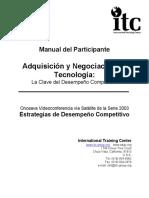 Aquisicion y Negociacion de Tecnologia.pdf