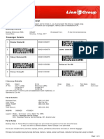 Lion Air ETicket (IERUQP) - Enjang