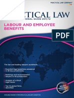 PLC Labour & Employee Benefit Guide 14