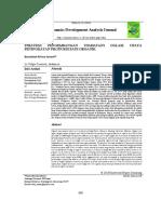 Strategi Pengembangan Usahatani Dalam Upaya Peningkatan Produksi Padi Organik
