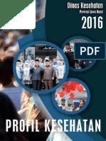 Profil Kesehatan Jabar 2016