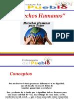 Presentacion Derechos Humanos i