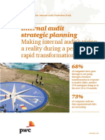 Pwc Internal Audit Strategic Planning