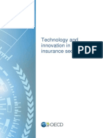 Technology and Innovation in the Insurance Sector