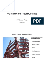 Multi Storey Steel Building