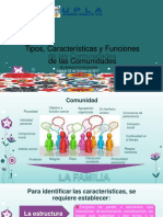 4ta.secccomunidad y Caracteristicas(Ppt)