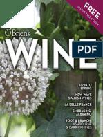 OBriens WINE Magazine | Issue 5