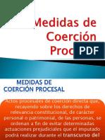 Medidas de Coercion Procesa 2015 II