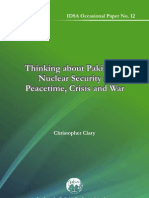 Pakistans Nuclear Security