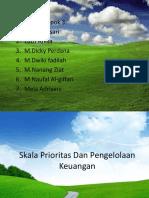Skala Prioritas Dan Pengelolahan Keuangan (2)