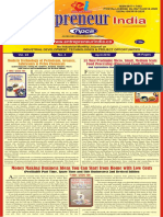 April 2018 Entrepreneur India Monthly Magazine