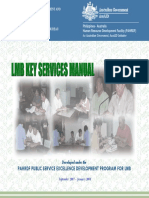 LMB Key Services Manual