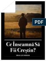 Ce Inseamna Sa Fii Crestin_ - Mihai Levi Marian