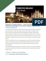 Obiective Turistice Milano