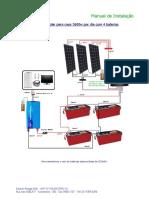 Manual Kit Solar 3600w Por Dia Com 4 Baterias (1)