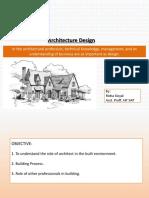 Arch Role Module1