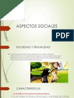 Aspectos sociales de la sexualidad