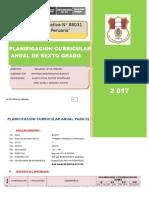 PLANIFICACION ANUAL  DE SEXTO N° 88031 - CORREGIDA.docx