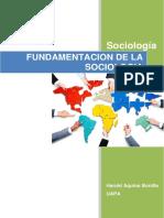 Sociologia tarea 1