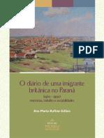 e Book Diario Imigrante Britanica
