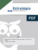 Proc. Trabalho - TRT 3 aula 07.pdf