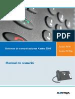 Telefono - Aastra - Ict