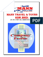 Mann Travel Bp