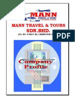 Mann Travel Bp