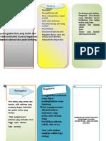 Leaflet Dyspepsia