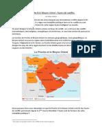 Le Proche & Moyen-Orient