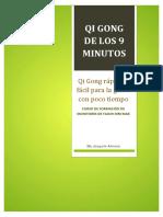 Taichi Monitor Qigong de Los 9 Minutos Book 2