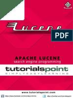 Lucene Tutorial