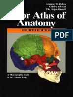 Color Atlas of Anatomy. Rohen, Yokochi