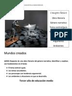 PDF Guia 1 Narrativa Mundos Creados