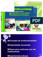 redes multisectoriales 3