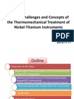 Current Challenges and Concepts of the Thermomechanical Treatment PPT