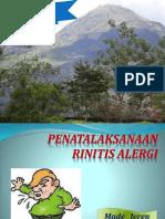 12. Penatalaksanaan r Alergi