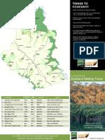 Bushwalking Tracks Brochure 2014
