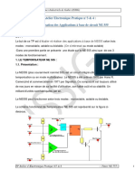 TP3 4 Applications a Base de Circuit NE555