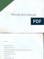 Filosofía de la historia