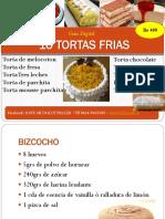 10 Tortas Frias