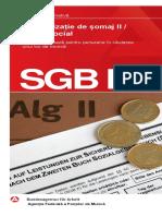 Merkblatt Sozialgesetzbuch II (SGB II) Allgemeiner Teil