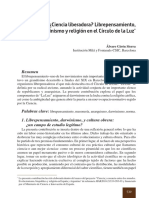 Ciencia Liberadora- Librepensamiento Darwinismo y Religic3b3n en El Cc3adrculo de La Luz - c3a1lvaro Girc3b3n Sierra