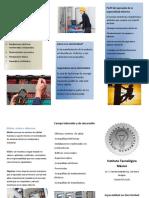 Brochure Electricidad