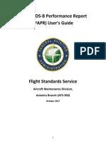 Pa Pr Users Guide