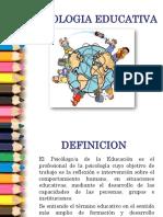 Pp - Rol de Psicologo Educativo