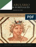 Vocabulario Latim-Portugues Baseado No l