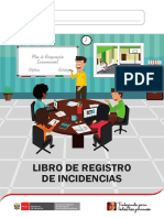 Registro de Incidencias