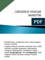Yurisdiksi Hukum Maritim