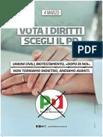 PD VotaScegli Secondaonda 70x100 4DIRITTI
